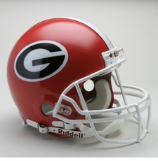 Georgia Bulldogs Riddell Pro Line Authentic Helmet