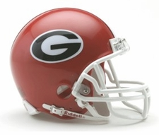 Georgia Bulldogs Riddell Replica Mini Helmet