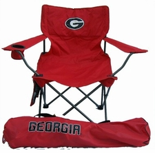 Georgia Bulldogs Rivalry Adult Chair