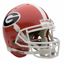 Georgia Bulldogs Schutt Authentic Full Size Helmet