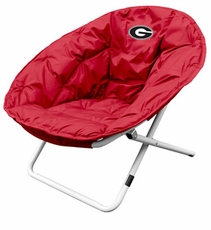 Georgia Bulldogs Sphere Chair