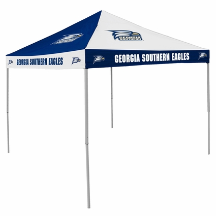 Georgia Southern Eagles Navy / White Logo Canopy Tailgate Tent  sc 1 st  Bowl Bound : patriots tailgating canopy - memphite.com
