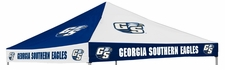 Georgia Southern Eagles Pinwheel Logo Tent Replacement Canopy