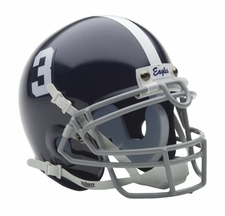 Georgia Southern Eagles Schutt Authentic Mini Helmet