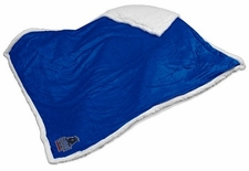 Georgia State Panthers Sherpa Throw