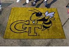 Georgia Tech Yellow Jackets 5'x6' Tailgater Floor Mat