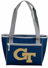 Georgia Tech Yellow Jackets 8 Can Cooler Tote
