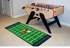 "Georgia Tech Yellow Jackets Football Runner 30""x72"" Floor Mat"