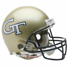 Georgia Tech Yellow Jackets Riddell Pro Line Authentic Helmet