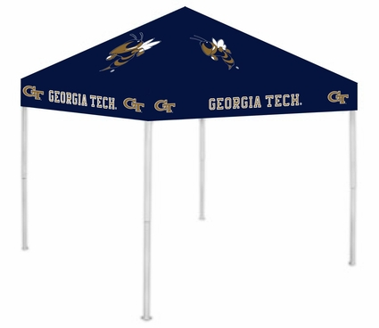 Georgia Tech Yellow Jackets Rivalry Tailgate Canopy Tent