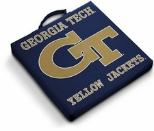 Georgia Tech Yellow Jackets Stadium Seat Cushion