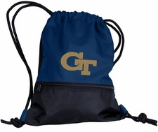 Georgia Tech Yellow Jackets String Pack / Backpack