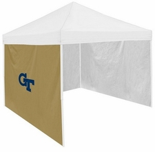 Georgia Tech Yellow Jackets Vegas Side Panel for Logo Tents