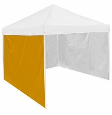 Gold Tent Side Panel for Logo Canopy Tailgate Tents