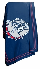 Gonzaga Bulldogs Classic Fleece Blanket