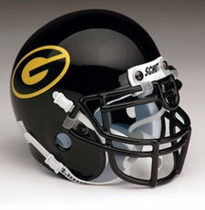 Grambling State Tigers Schutt Authentic Mini Helmet