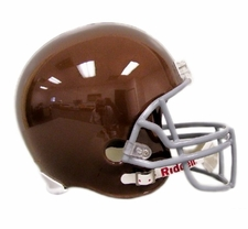 Green Bay Packers 1929 Brown Throwback Riddell Deluxe Replica Helmet