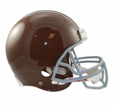 Green Bay Packers 1929 Brown Throwback Riddell Pro Line Helmet