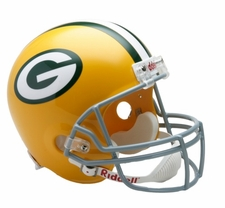Green Bay Packers 1961-79 Throwback Riddell Deluxe Replica Helmet