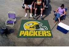 Green Bay Packers 5'x6' Tailgater Floor Mat