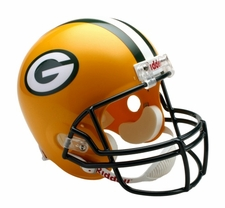 Green Bay Packers Full-Size Deluxe Replica Helmet