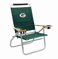 Green Bay Packers  - Seaside Beach Chair