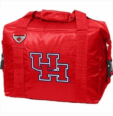 Houston Cougars 12 Pack Small Cooler