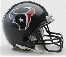 Houston Texans  Riddell Replica Mini Helmet