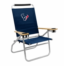 Houston Texans  - Seaside Beach Chair