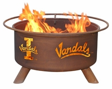 Idaho Vandals Outdoor Fire Pit