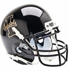 Idaho Vandals Schutt Authentic Mini Helmet
