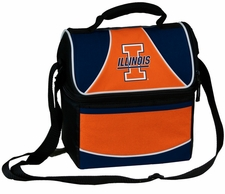 Illinois Fighting Illini Lunch Pail