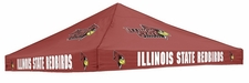 Illinois State Redbirds Red Logo Tent Replacement Canopy