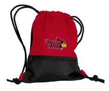 Illinois State Redbirds String Pack / Backpack