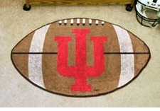 "Indiana Hoosiers 22""x35"" Football Floor Mat"