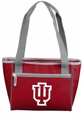 Indiana Hoosiers 8 Can Cooler Tote