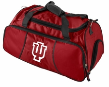 Indiana Hoosiers Athletic Duffel Bag
