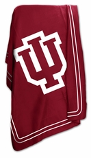 Indiana Hoosiers Classic Fleece Blanket