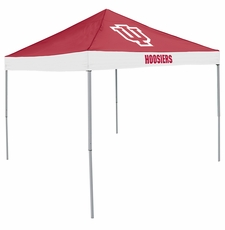 Indiana Hoosiers Economy 2-Logo Logo Canopy Tailgate Tent