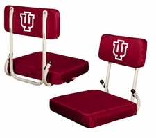 Indiana Hoosiers Hard Back Stadium Seat