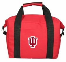 Indiana Hoosiers Kolder 12 Pack Cooler Bag