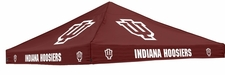 Indiana Hoosiers Red Logo Tent Replacement Canopy