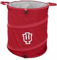 Indiana Hoosiers Tailgate Trash Can / Cooler / Laundry Hamper