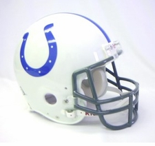 Indianapolis Colts 1977-94 Throwback Riddell Pro Line Helmet