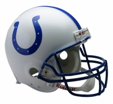 Indianapolis Colts 1995-2003 Throwback Riddell Pro Line Helmet