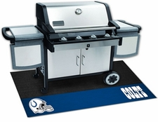 Indianapolis Colts 26x42 Grill Mat