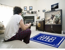 Indianapolis Colts 4'x6' Floor Rug