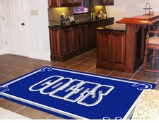 Indianapolis Colts 5'x8' Floor Rug