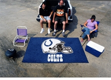 Indianapolis Colts 5'x8' Ulti-mat Floor Mat