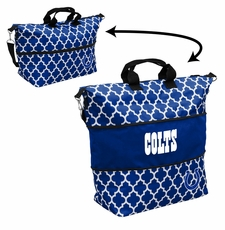 Indianapolis Colts  - Expandable Tote (patterned)